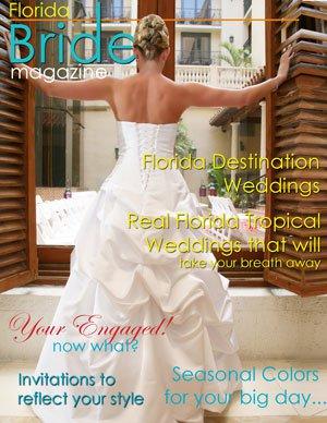 Florida Bride Magazine Wants You! :)