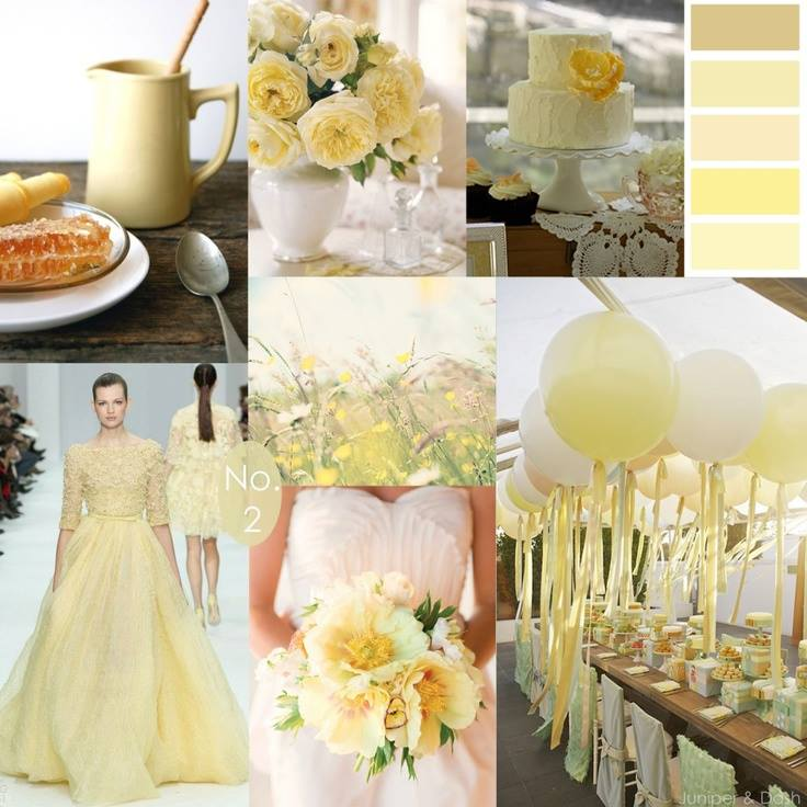 Color Trends for 2014 - Buttercup Yellow