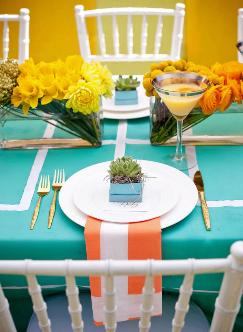 DIY Decor - Table settings, centerpieces and more...