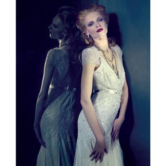 ART DECO INSPIRED DRESSES