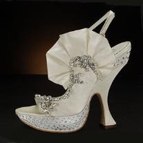 Bridal Shoes :)