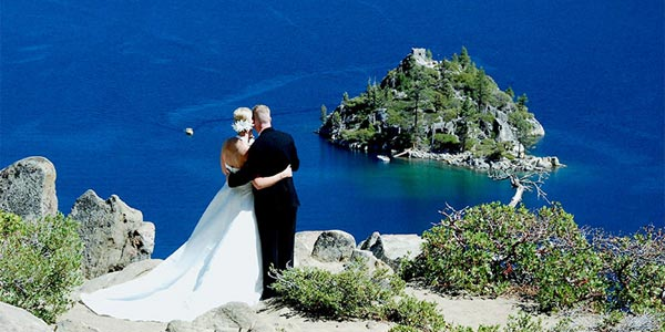 If you could get married anywhere in the entire world, where would it be?