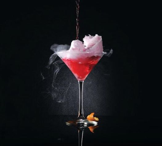 Cotton Candy Martini Anyone?
