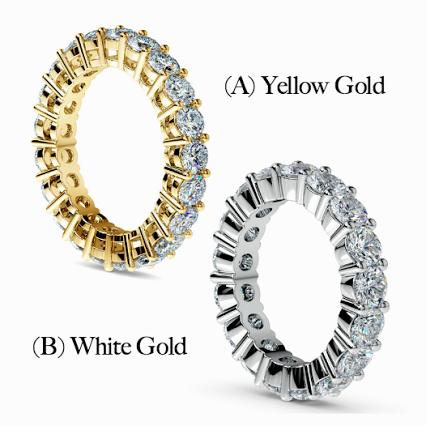 Yellow Gold or WhiteGold?