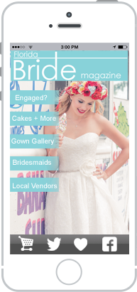 The Florida Bride Magazine App!