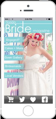 The Florida Bride MagazineApp!